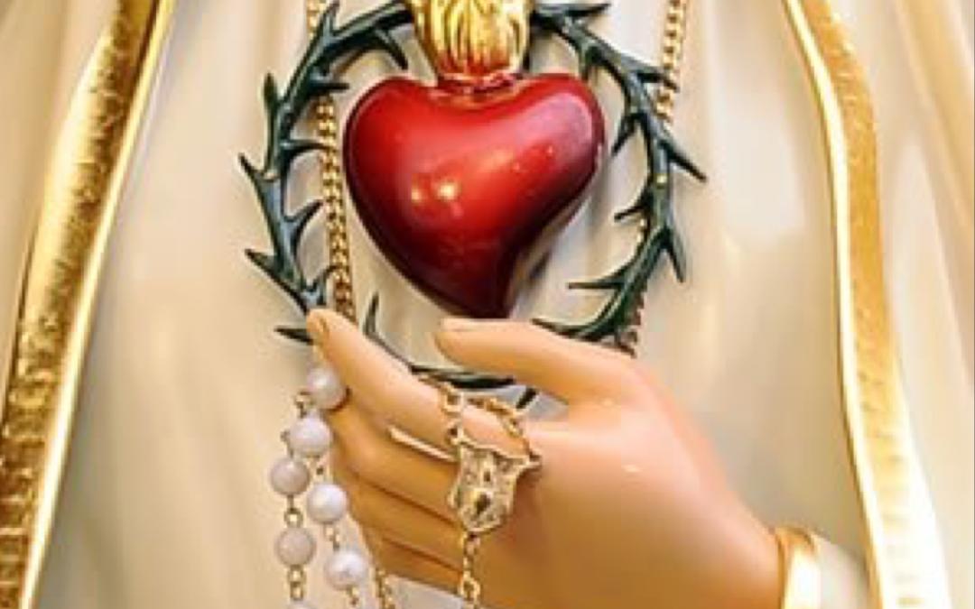 Fünf Samstage zur Verehrung des Unbefleckten Herzens Marias