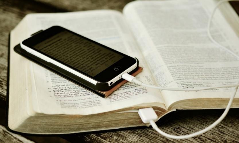 Bibelteilen per WhatsApp